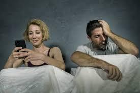 que pasa cuando no hay relaciones en una pareja